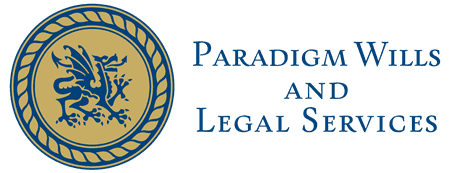 Paradigm Wills Logo